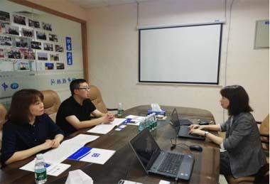新疆石河子经济技术开发区领导来访中投顾问